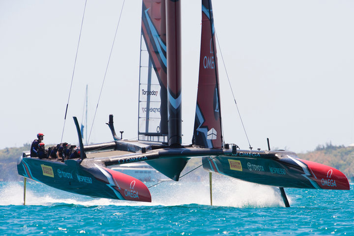 America's Cup recap: Jedi master Peter Burling kills Oracle on the water