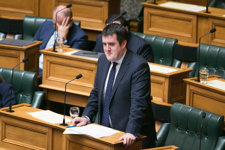 National MP Chris Bishop 20 June 2017