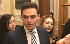 Todd Barclay's future hangs in balance after secret recording