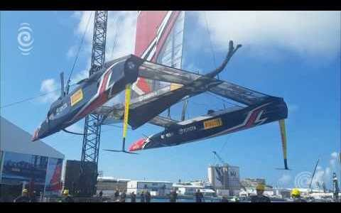 Rumours swirl as Oracle tries to make catamaram faster