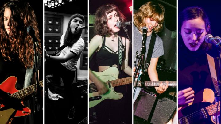 She will rock you: five Kiwi woman guitarists that rock | RNZ