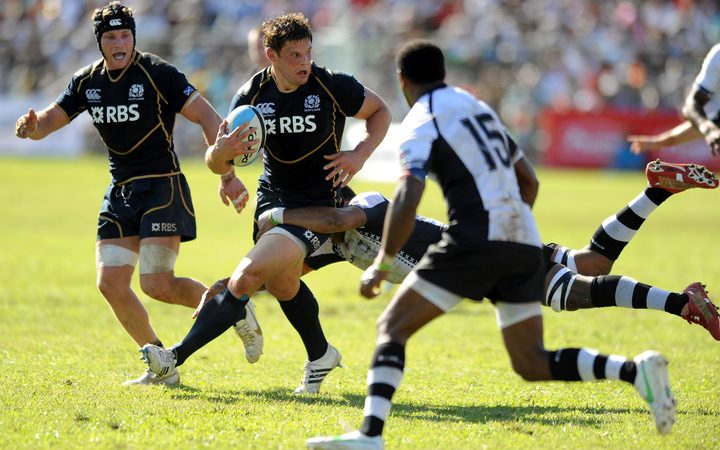 Scotland prevailed 37-25 when they played in Fiji back in 2012.