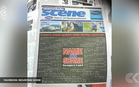 Queenstown paper makes no apologies for drunk driving name & shame