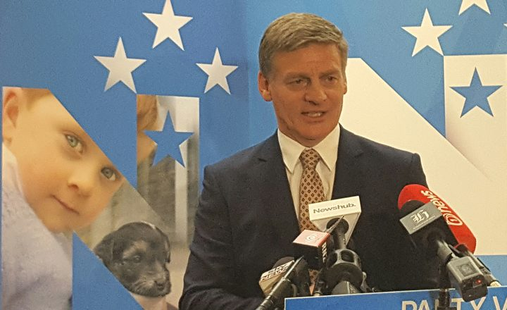Bill English said he turned down the offer to hear the tape recording because he had no direct involvement in the dispute.