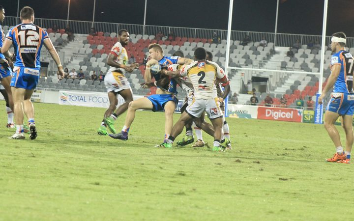 PNG Hunters also beat the Northern Pride at home in April.