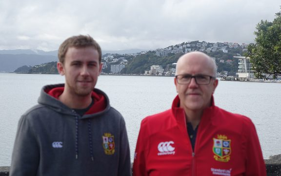 Father and son Peter and Tommy lament the near misses that cost the Lions their first Test match.