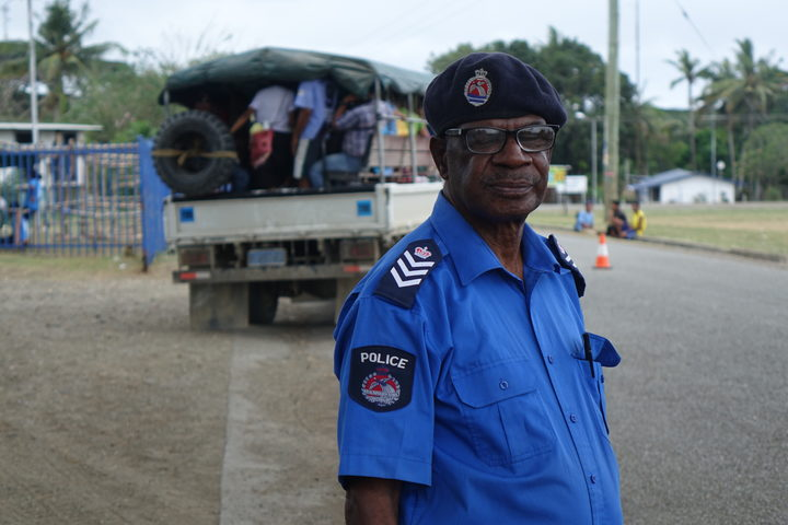 PNG Police personnel are among the personnel tasked with ensuring a secure election who are under-resourced and in many cases have not been paid regularly for months