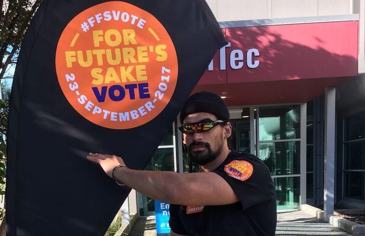 Social media star to recruit rangatahi voters - Radio New Zealand News Social media star to recruit rangatahi voters - 웹