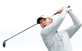 New Zealand golfer Danny Lee