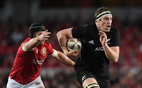 All Black Brodie Retallick