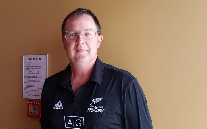 NZ Rugby medical chief Ian Murphy