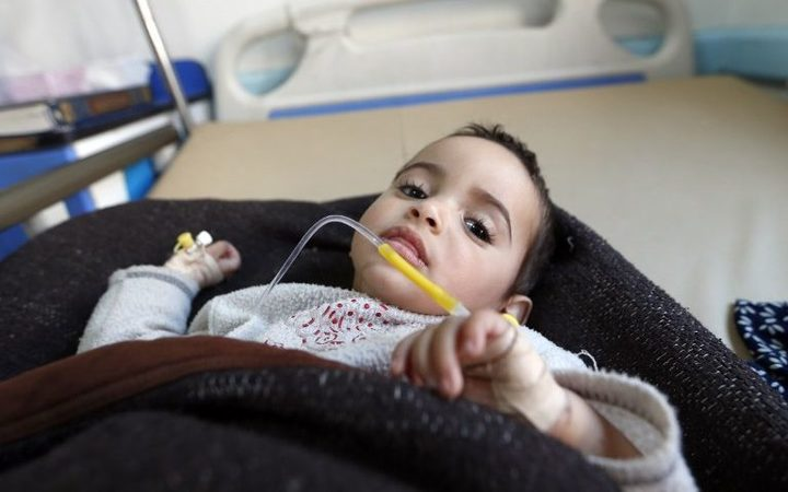 Yemen Cholera Outbreak Sickens More Than 300000