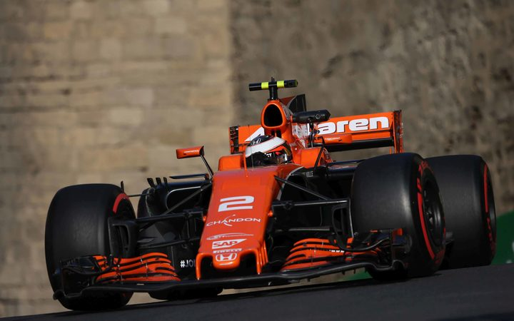 McLaren to race new Honda engine in Austria