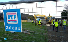 The Seddon Street site set to be turned into social housing in Naenae.
