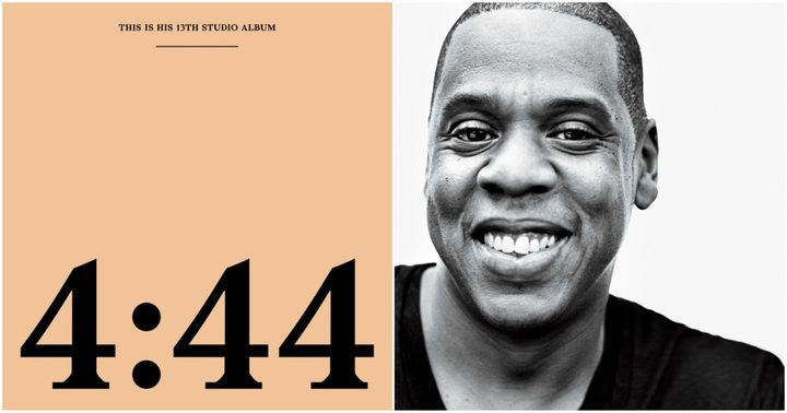 Jay Z's new album artwork and Jay Z