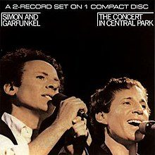 The Concert in Central Park: Simon and Garfunkel