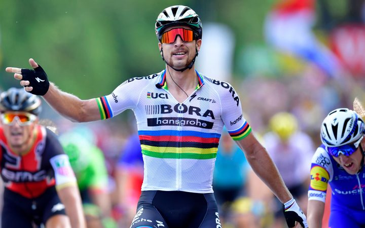 Sagan disqualified from Tour de France | RNZ News