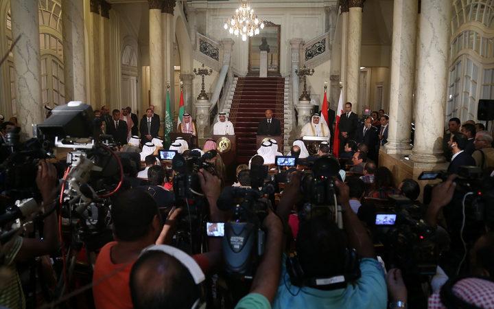 Doha defiant as Saudi-led bloc warns of 'new measures'