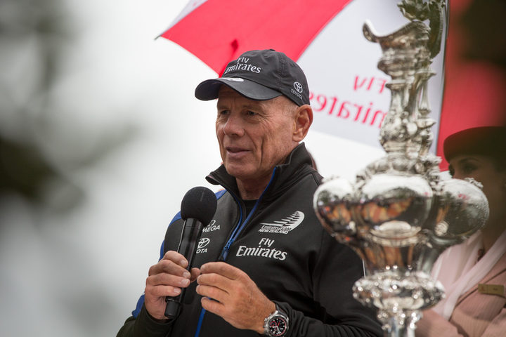 Team NZ confirms March 2021 America's Cup defence