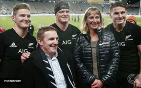 Barrett brothers to the fore as All Blacks look to neuter Lions