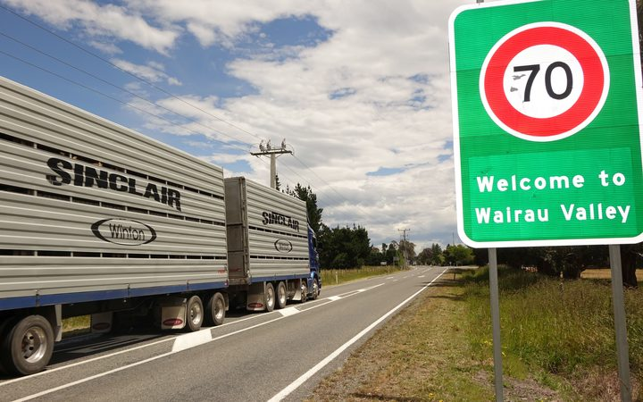 Truckies faced with alternative South Island route quitting in droves