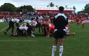 Tonga and Fiji square off in Nuku'alofa.