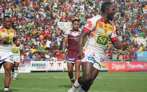 The PNG Hunters kept up their winning ways against the Burleigh Bears.
