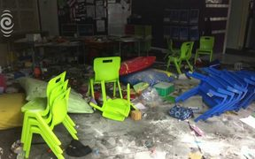 Chairman of trashed Maori language school says vandals need help: RNZ Checkpoint
