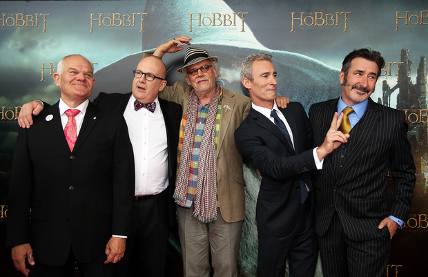 mark hadlow lord of the rings