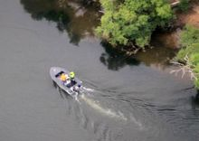 A body has been recovered from the Waikato River.