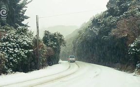 Southern regions covered in blanket of snow: RNZ Checkpoint