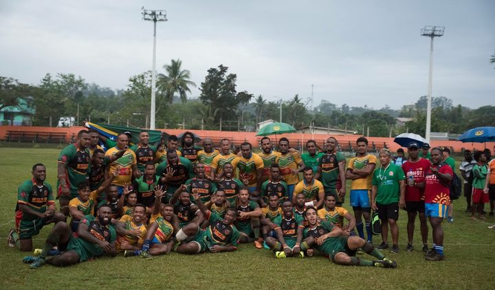 Solomon Islands will host first rugby league test with Vanuatu in October