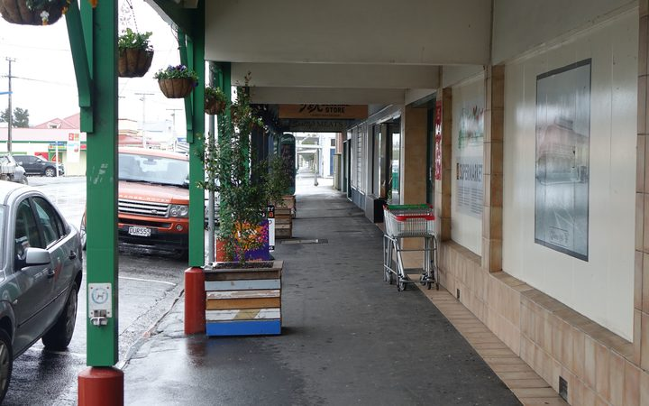 Street in Martinborough