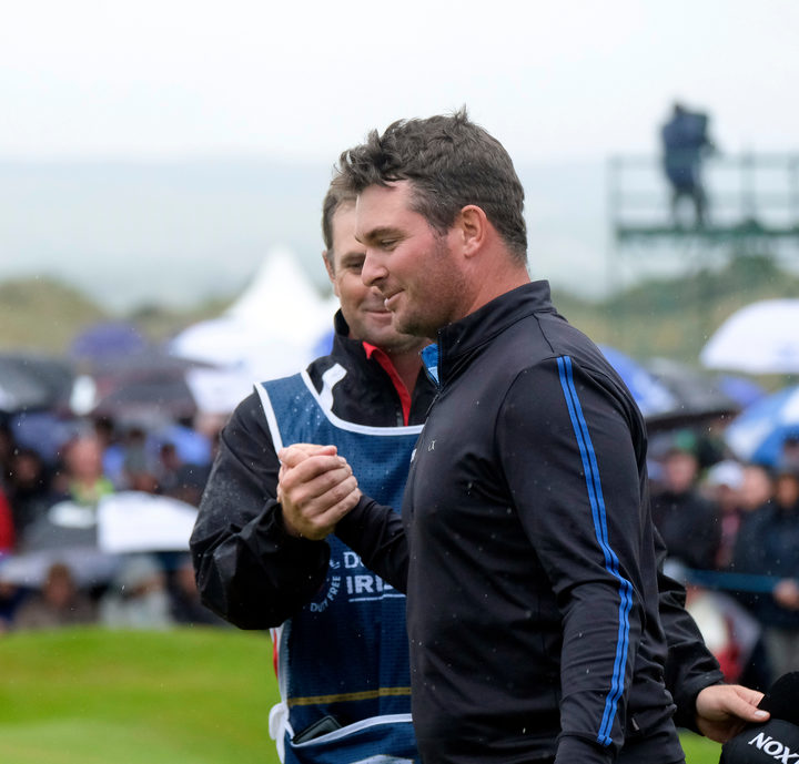 Fox makes hole-in-three in Scottish Open
