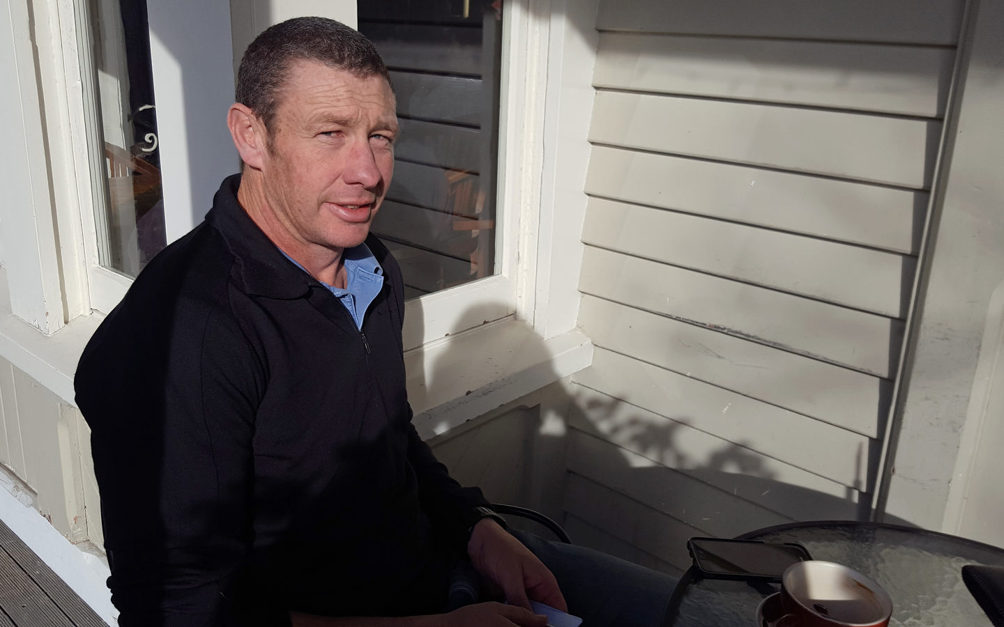 North Canterbury farmer James McCone says dairy conversions have been a boon for the region
