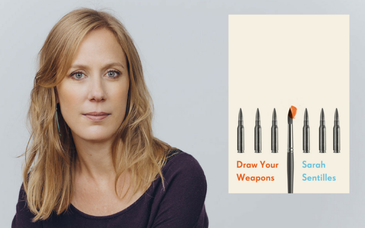 Draw Your Weapons by Sarah Sentilles.