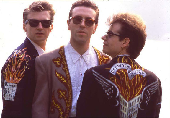 Crowded House in the 90s