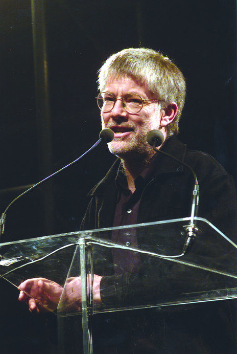 Roy Colbert at the 2001 APRA awards