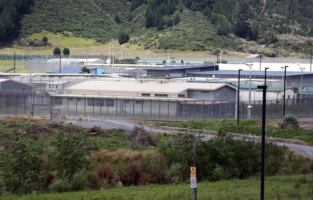 Rimutaka Prison.