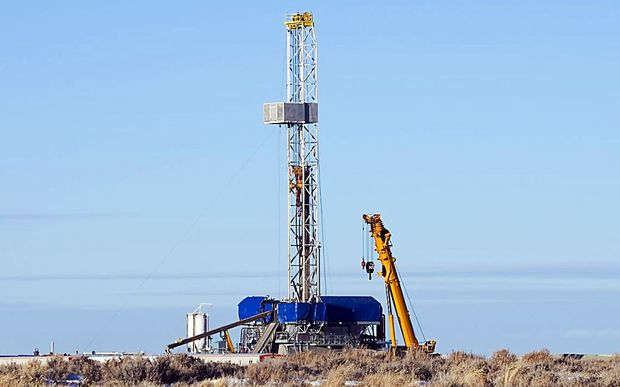 Fracking involves pumping fluids under pressure into rocks deep underground to get at trapped pockets of oil or gas.