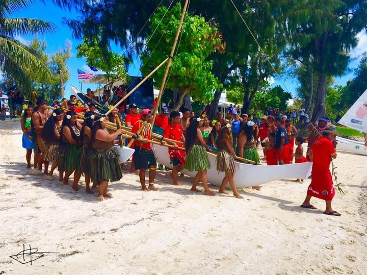 CNMI traditional canoe building gets a govt boost