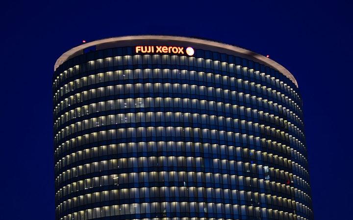 Fuji Xerox back in govt books, but still under investigation