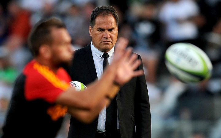 Wallabies appoint Dave Rennie as new head coach