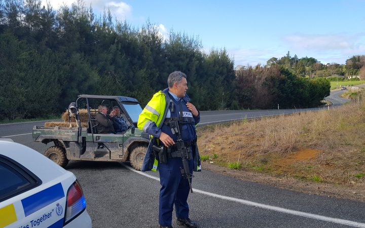 Fatal shooting leads to stand-off with police near Whangarei