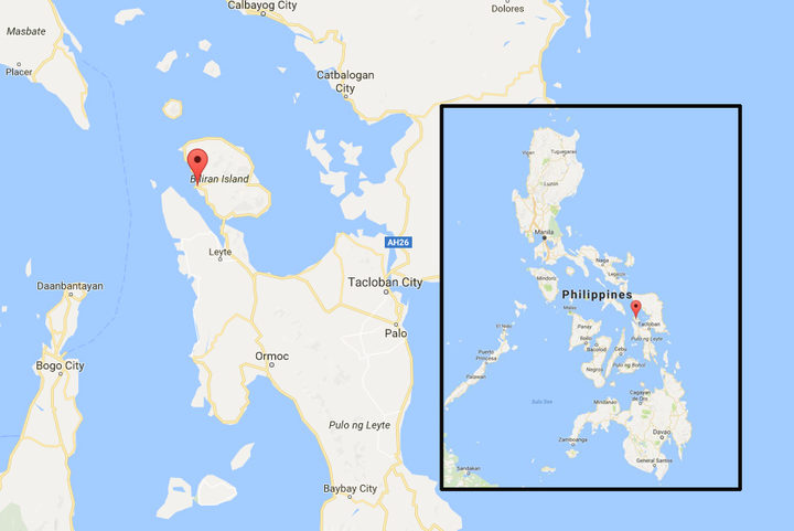 The man was reportedly shot dead in Naval on the island of Biliran