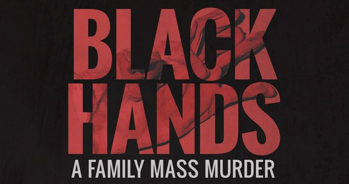 The logo for the Black Hands series.