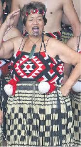Tangiwai Ria says haka is all about emotion.