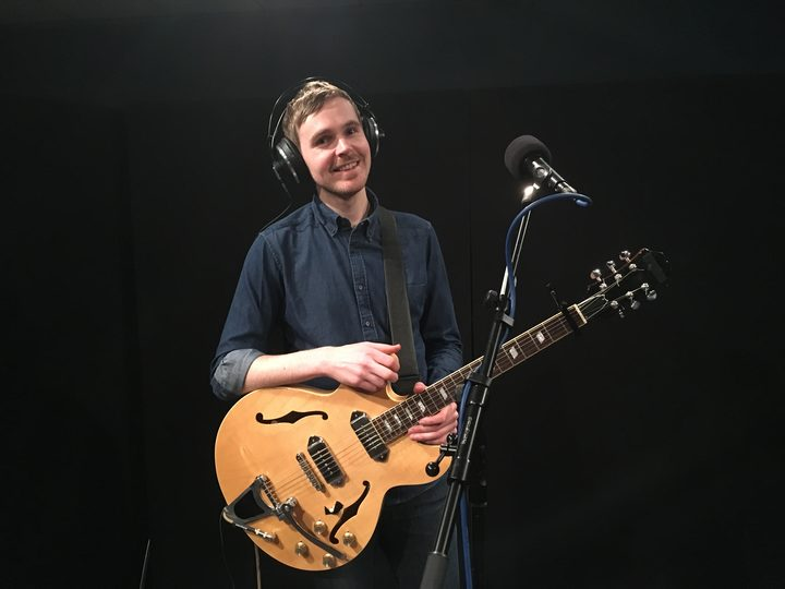 Grayson Gilmour on NZ Live 28 July