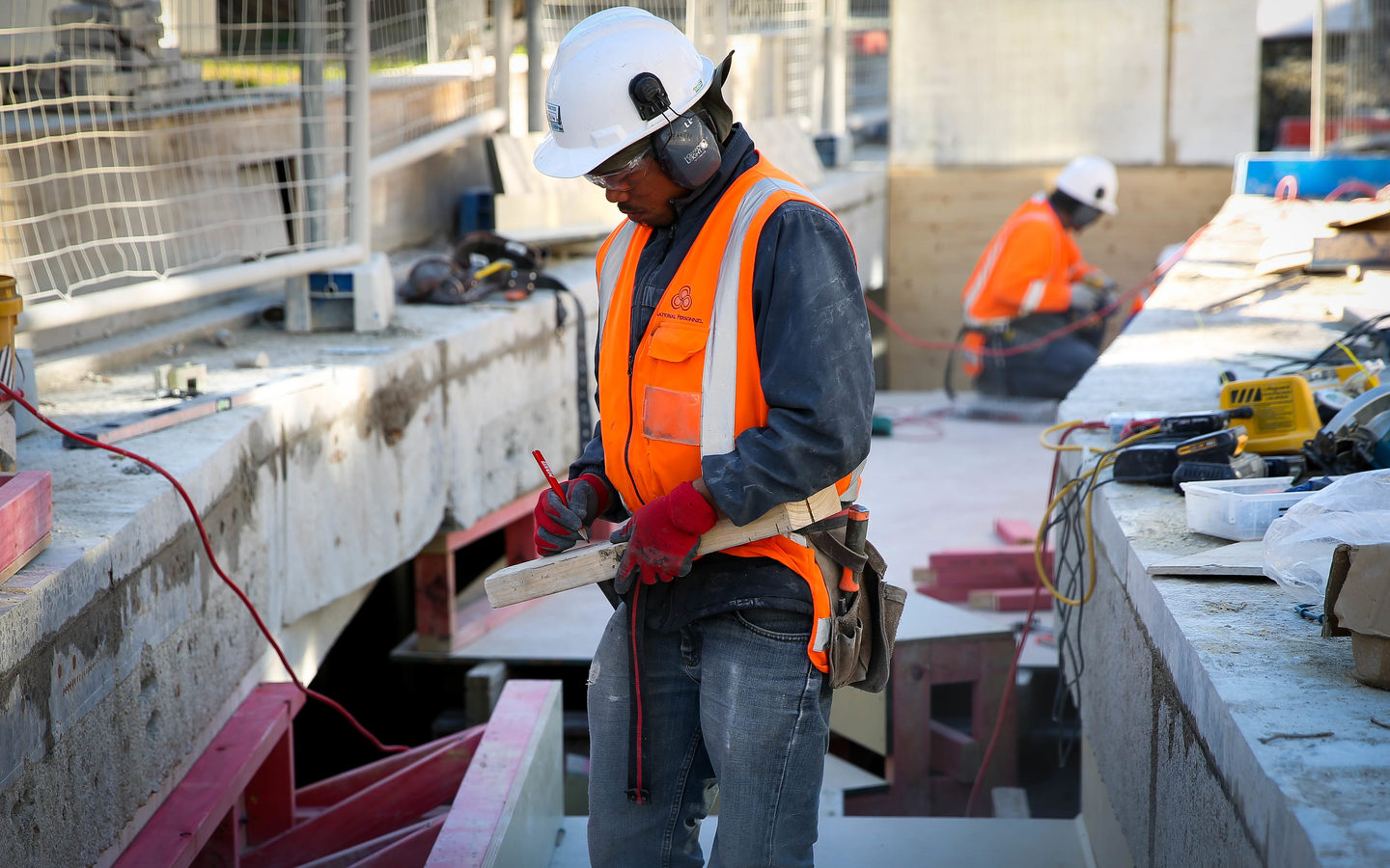 The construction industry has boosted the economy and employment rates