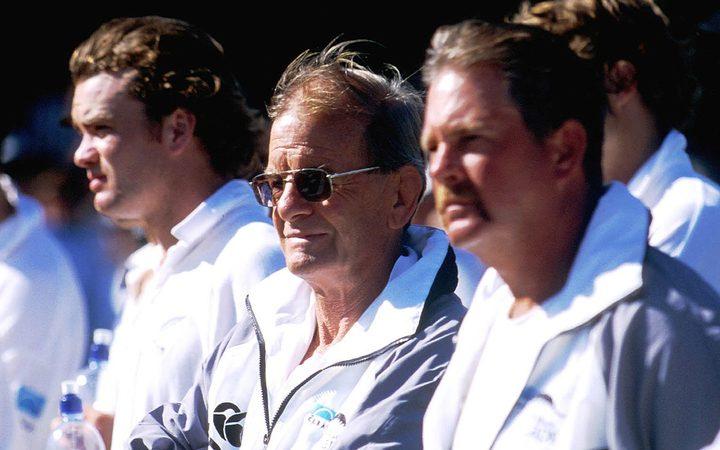 Former All Blacks captain Graham dies